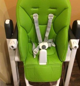 Детский стульчик для кормления peg perego siesta