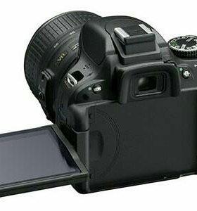 Nikon D5100.