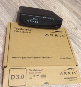Модем кабельный Arris Touchstone CM820