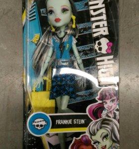 Кукла Monster High Frenkie Stein