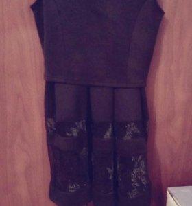 Платье(юбка с кофтой)