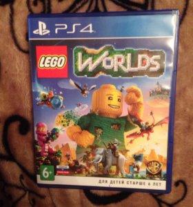 Lego ps4 обмен