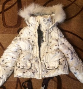 Детский костюм зима девочка