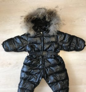 Зимний комбинезон Moncler 80-86