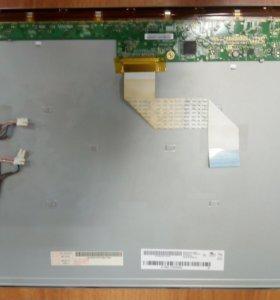 Матрица монитор рабочий ламповая 17