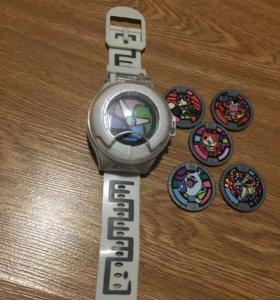 Часы Йокай