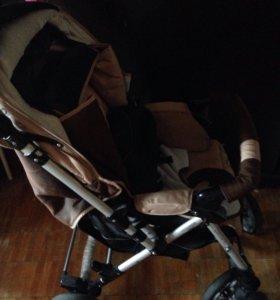 Детская коляска capella модель clover