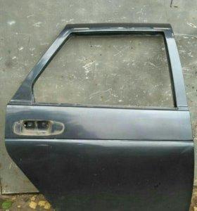 Дверь задняя правая 2110
