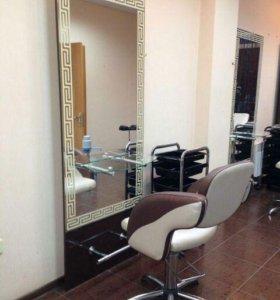 кресло парикмахерская