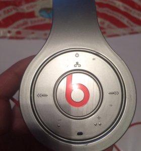 Beats Wireless (беспроводные) серебристые оригинал