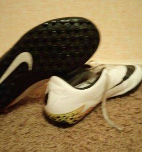 Кроссовки Nike hypervenom