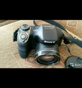 Фотоаппарат cony cuber chot DSC-H300