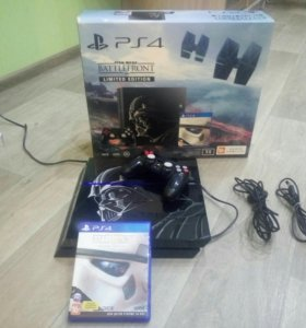 PlayStation 4 + Star Wars: Battlefront