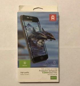 Защитное 3D стекло для iPhone 6 Plus, 7 plus