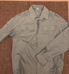 Рубашка военная новая