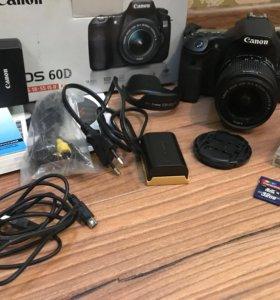Canon EOS 60D Kit 18-55 IS II