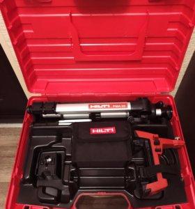 Лазерный нивелир Hilti PMC 46 новый