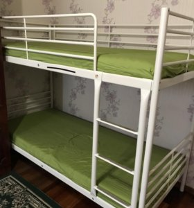 Каркас 2-ярусной кровати