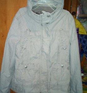 Курточка легкая