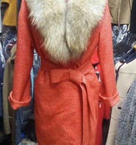 Новые зимние женские пальто