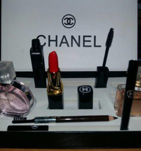 Chanel 5 in 1. Косметика. Духи.
