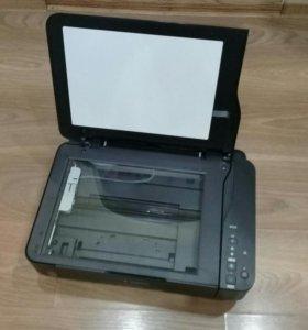 Принтер, сканер, копир Canon