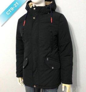 Новые зимние мужские куртки парки