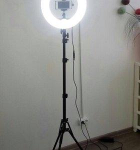 Лампа для визажиста