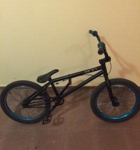 BMX Verde