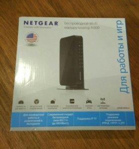 Маршрутизатор netgear n300 jwnr2000v2