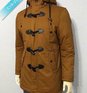 Новые зимние мужские куртки