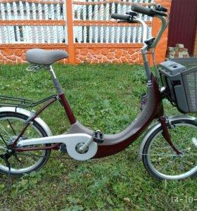 Електровелосипед Honda