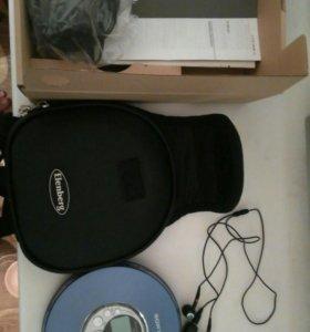CD Mp3 плеер Sony