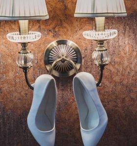 Новые Туфли( свадебные)
