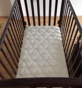 Детская кроватка Гандылян (Дашенька)