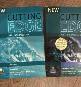 Комплект книг New Cutting Edge английский язык
