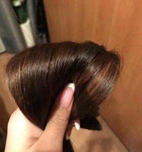 Волосы натуральные для ленточного наращивания