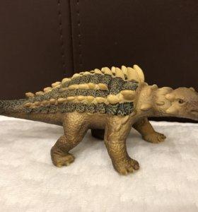 Schleich динозавр