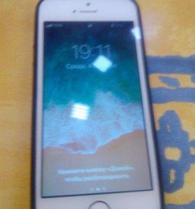 Айфон 5s, 16гб в идеале!