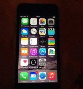 iPhone 5с торг или обмен