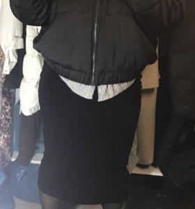 Куртка бомбер H&M