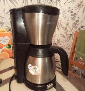 Кофеварка PHILLIPS