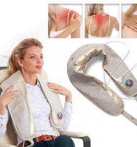 Массажная накидка для спины и шеи