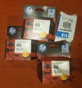Картриджи для принтера hp 2020 и hp 2520