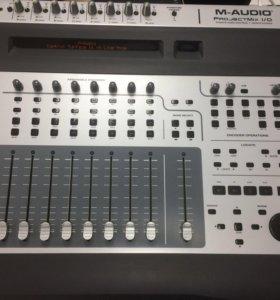M-Audio ProjectMix I/O студийная карта