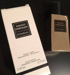 Yves Saint Laurent Exquisite Embroidery, 75 ml