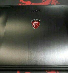 Новый Игровой ноутбук MSI GE62 Apache Pro