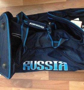 Большая дорожная спортивная сумка