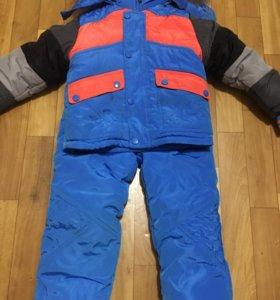 Зимний костюм, 92-98см
