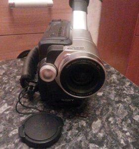 Касетная видеокамера SONY ЯПОНИЯ